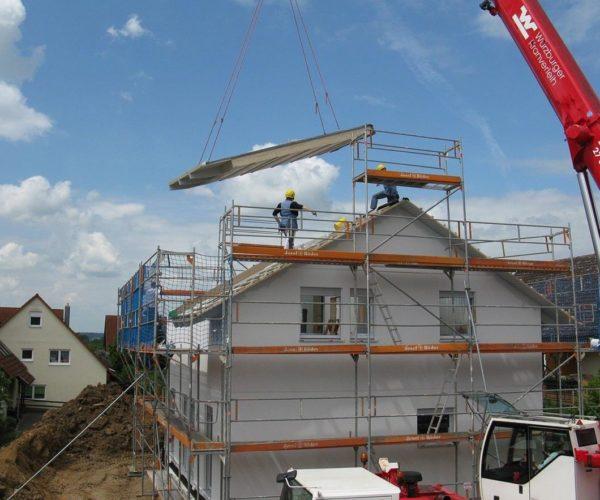Systemy deskowań – wykorzystanie na budowie