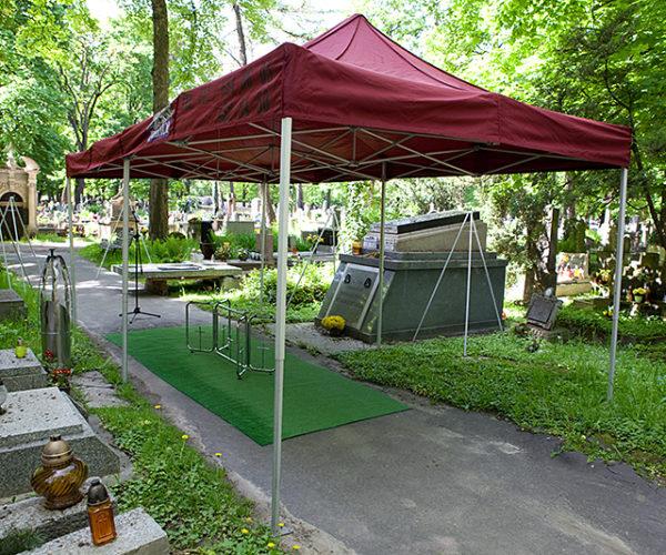 Pomoc zakładu pogrzebowego