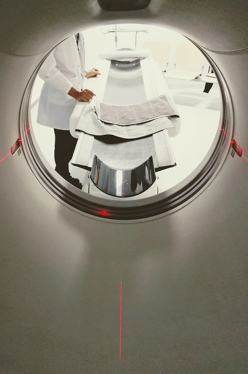 Jak przebiega tomografia komputerowa?